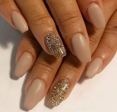 Love the coffin nail shape