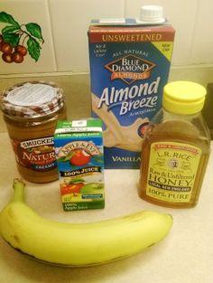 Nutty Super Grain smoothie recipe                                                                                                                                                                                 More