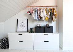 klädförvaring sovrum för barn - Sök på Google