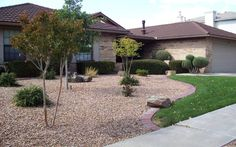 front yard xeriscape ideas | residential landscape residential landscaping xeriscape xeriscaping