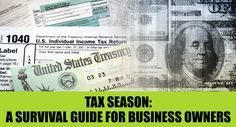 Tax Season: A Survival Guide for Business Owners