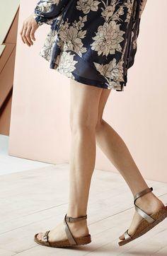 Main Image - Birkenstock Daloa Ankle Strap Sandal (Women)