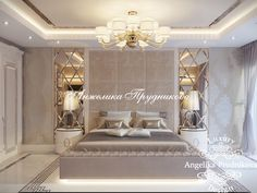 Design project of a bedroom interior in Malta - декор интерьера - Simple Bedroom Design, Luxury Bedroom Design, Bedroom Red, Master Bedroom Design, Home Decor Bedroom, Bedroom Layouts, Suites, Luxurious Bedrooms, Living Room Designs