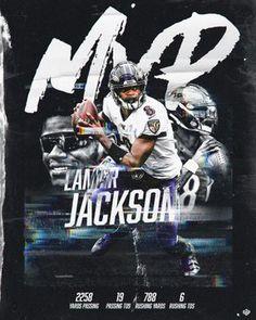 Lamar Jackson MVP Graphic on Behance Ronaldo Football, Nfl Football Teams, Football Design, Steelers Football, Dallas Cowboys Football, Football Memes, Pittsburgh Steelers, Sports Memes, Cincinnati Bengals