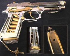 Romeo + Juliet - Internet Movie Firearms Database - Closer view of the 'Dagger 9mm'