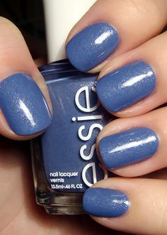 essie smooth sailing - probably my favorite color