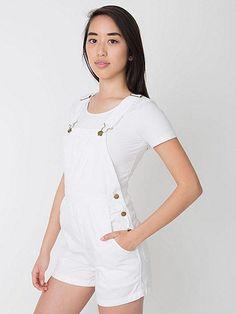 Cotton Twill Short-All