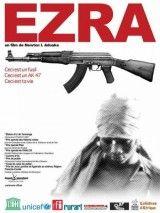 CINE(EDU)-374. Ezra. Dir. Newton I. Aduaka. Nixeria, 2007. Ezra, ex combatente de Serra Leoa, loita por retomar unha vida normal tras a guerra civil que asolou o seu país. Pasa os seus días entre un centro de rehabilitación psicolóxica e un tribunal de reconciliación nacional. Durante o xuízo, Ezra ten que enfrontarse á súa irmá, que o acusa do asasinato dos seus pais. Pero Ezra non recorda nada.  http://kmelot.biblioteca.udc.es/record=b1456735~S1*gag