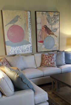 Family room by Panoply
