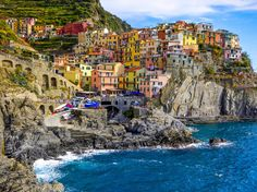 "These five seaside towns—the UNESCO World Heritage ""Cinque Terre""—took a beating during the 2011 mudslides. But the Italian spirit is alive and well along this charming 10-mile stretch of coastline—the villages have rebounded, the walking path connecting them has been restored, and the hunt for the best spaghetti alle vongole enjoyed al fresco is back on."
