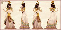 Cleopatra, Sat Nam Kaur Hartigan on ArtStation at https://www.artstation.com/artwork/cleopatra-4db96bec-d1f3-48f0-9c84-1fe4a306323f