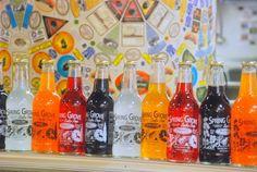 Nuevo classic sodas at Grassroots Gourmet, Midtown Global Market.