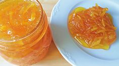 Mermelada de naranja Jam Recipes, Canning Recipes, Healthy Recipes, Orange Jam, Latin American Food, Jam And Jelly, Fruit Jam, Sweet Sauce, Caribbean Recipes