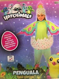 Hatchimals Halloween costume Childs Small Size 4-6 | eBay