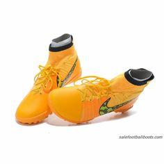 low priced 2360c 42dd1 Nike Elastico Superfly TF Yellow Green Black  86.99