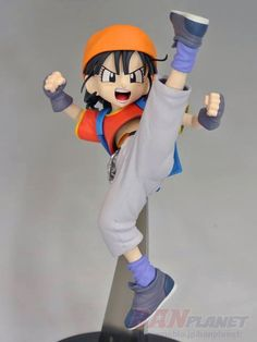 Dragon Ball Z SCultures Banpresto Figure Colosseum 4 Vol. 6 PAN