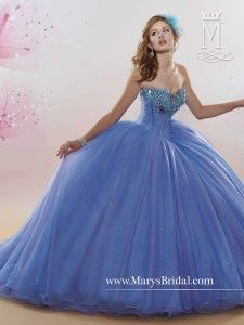 Cheap quinceanera dresses Buy Quality blue quinceanera directly from China quinceanera dresses Suppliers: Luxury Blue Quinceanera Dresses 2016 Beaded Rhinestones Skirt Softly Tulle Ball Gowns For 15 Years Sweet 16 Princess Lace Up Xv Dresses, Quince Dresses, Cheap Dresses, Fashion Dresses, Party Dresses, Mary's Bridal, Bridal Wedding Dresses, Tulle Ball Gown, Ball Gowns