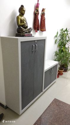 Simple shoe rack design with seat # TV unit With shoe rack # TV unit with .- Einfaches Schuhregal Design mit Sitz # TV-Einheit Mit Schuhregal # TV-Einheit mi… Simple shoe rack design with seat # TV unit With … - Shoe Storage Furniture, Furniture Design, Rack Design, Shelf Design, Shoe Rack With Seat, Shoe Racks, Foyer Design, House Design, Shoe Cabinet Design