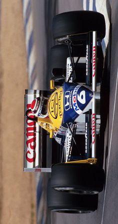 2018/12/16: Twitter: Nelson Piquet, Canon Williams FW11 - Honda 1.5 V6. GP Australia 1986. #F1 #WilliamsF1 #FW11 #NelsonPiquet #1986F1 Super Sport, Super Cars, Williams F1, Ferrari, Car And Driver, Motor Car, Grand Prix, Cool Cars, Race Cars