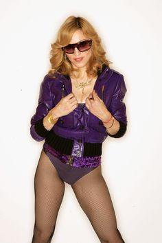 Madonna - Europe Music Awards Portraits