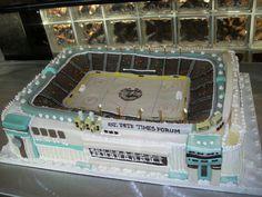 St. Petersburg Times Forum #cake
