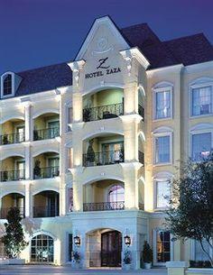 Hotel ZaZa Dallas, Dallas, Texas, United States