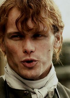 Jamie Fraser in Outlander 3.04, Of Lost Things