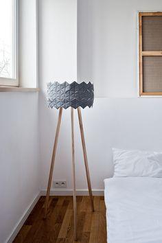 kukka floor lamp on Behance