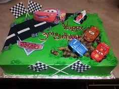 #ExquisiteDessertsBakery #birthdaycake #cars #kachow #cake