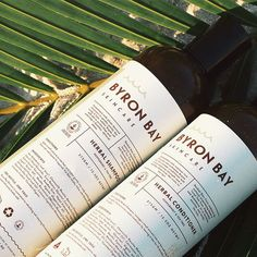 All natural Shampoo & Conditioner made entirely from plant powered active ingredients. Made with love and passion in Byron Bay Australia this little partnership won't just nourish your hair, it will nourish your soul!