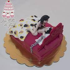 Resultado de imagen para tortas para despedida de soltera originales