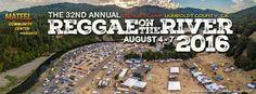 NEW IMAGE PROMOTIONS: Reggae On The River Return to Northern California ...