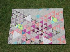 My Favorite Quilt: Vera of Negligent Style | Sew Mama Sew |