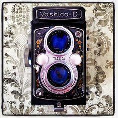Vintage camera - Yashica D