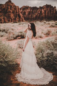 Boho wedding dresses + Modern Bridal separates for cool brides 2016 Wedding Dresses, Stunning Wedding Dresses, Boho Wedding Dress, Designer Wedding Dresses, Wedding Gowns, Boho Gown, Alternative Wedding Dresses, Bridal Separates, Bohemian Bride