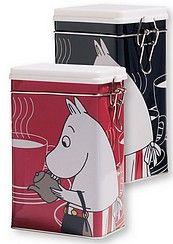 Coffee Jar Moomin.