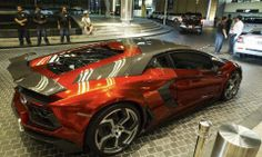 Mansory Aventador