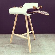 BCN #stool #skate #skateboard by Harry & Camilla - Kristalia