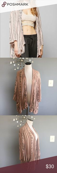Urban Outfitters ecote Boho kimono Excellent condition.  rarely worn. Urban Outfitters Tops