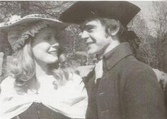 Drake (Kevin McNally)(Gibbs from Pirates of the Carribean movies) and Morwenna (Jane Wymark) (Joyce from Midsomer Murders)