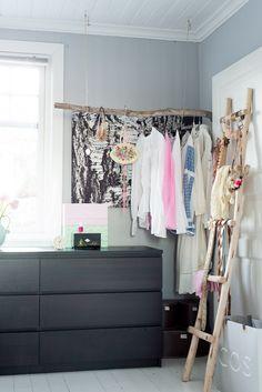 Slaapkamer kleding kast