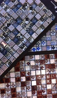 Recesa Pisos e azulejos - coleção 2015 mosaicos recesa