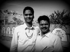an uncle taking pride as his bhatija becomes a dhula, bringing a wedding season in the family after a gap of 23 yrs