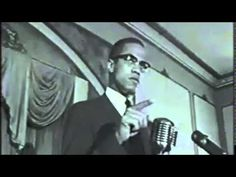 MALCOLM X: THE MOST DISRESPECTED PERSON IN AMERICA IS THE BLACK WOMAN