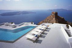 Grace Santorini Hotel by Divercity Architects & Mplusm