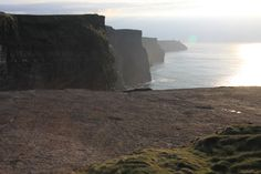 Stone Masonry, Dry Stone, Cliffs Of Moher, Irish, Tours, Water, Outdoor, Gripe Water, Outdoors