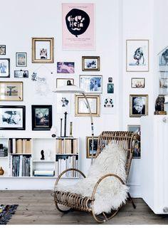 living salon