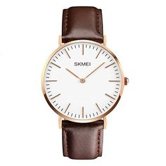 CakCity Men's Casual Classic Stainless Steel Quartz Analog Wrist Business Watch With 40mm Case, Replaceable Brown Leather Band https://www.carrywatches.com/product/cakcity-mens-casual-classic-stainless-steel-quartz-analog-wrist-business-watch-with-40mm-case-replaceable-brown-leather-band/ CakCity Men's Casual Classic Stainless Steel Quartz Analog Wrist Business Watch With 40mm Case, Replaceable Brown Leather Band  #rosegoldwatches