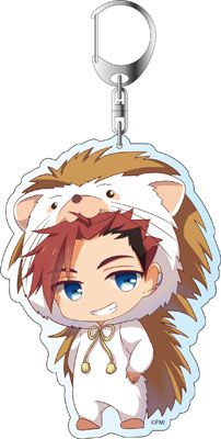 AmiAmi [Character & Hobby Shop] | Magic Kyun! Renaissance - Deka Keychain: Kanato Hibiki Kigurumin ver(Pre-order)