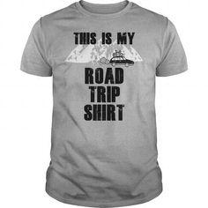 Road Trip T Shirts, Hoodies, Sweatshirts. CHECK PRICE ==► https://www.sunfrog.com/Outdoor/Road-Trip-Shirt-Sports-Grey-Guys.html?41382